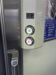 ボタン式ドア開閉機