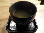 鎌倉彫茶器の緑茶