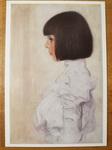 クリムトのヘレーネ・クリムトの肖像