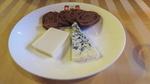 北欧のチーズとパン