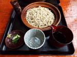 生蕎麦・竹やぶ箱根店のせいろ蕎麦