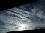 2016.11.22の朝の空