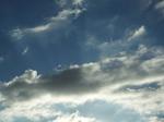 2017.01.11 積雲がチラホラ