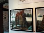 ブリューゲルのバベルの塔のポスター