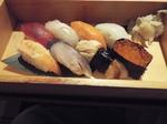 花ごころの握り寿司