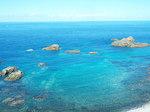 しゃこたんブルー島武意海岸