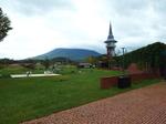 有島武郎記念館と羊蹄山