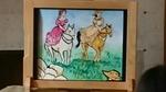 貴婦人の乗馬
