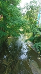 東勝寺橋からの滑川