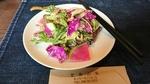 葉山食堂の鎌倉野菜のサラダ