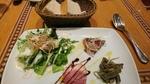 ベッシェドーロの前菜