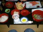 永平寺の蕎麦と胡麻豆腐