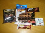 世界のチョコレート菓子