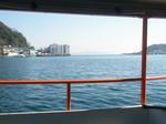 船中からの眺め
