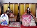 Kさんの雛人形
