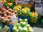 生花店の果物