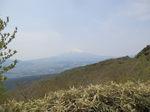 長尾峠からの富士