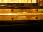 ピアノ屋根のロングヒンジ定型型