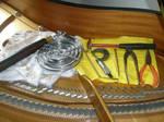 張弦に使われる道具