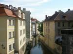 運河の家並み