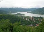 ハンガリーのドナウ川