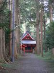 部落の神社