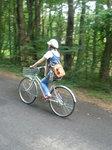 サイクリング夏子