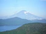 芦ノ湖と富士