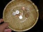 銭洗いの儀式