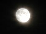 十三夜の月(2013.10.17、長月の十三日)