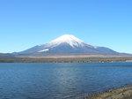 山中からの富士