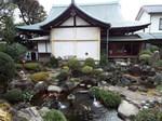 東覚寺の庭園