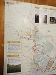 谷中七福神巡り地図