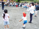 Yちゃん運動会のダンス