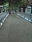 大山絵とうろうまつり、阿夫利神社参道の小学生作の灯篭