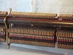 富士楽器製造のベルトンピアノアップライトアクション