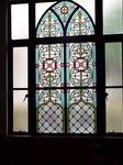 横浜英和学院礼拝堂のステンドグラス