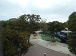 東京都美術館窓からの上野の森