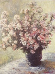 花瓶 クロード・モネ