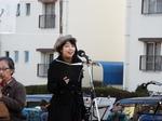 ソプラノ歌手・樋口麻理子