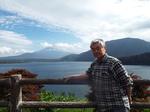 富士と本栖湖、そして私
