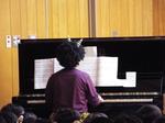 Yちゃん幼稚園のピアノKさん弾き