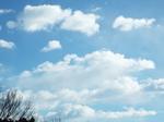 積雲が遊ぶ 2017.01.14