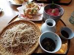 石庄庵の蕎麦