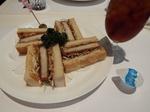 三元豚焼きカツサンド