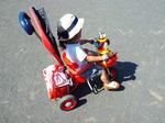 Yちゃん三輪車
