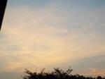 2020.08.17の朝焼け 2020.08.17.04:50
