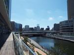 大岡川上手旧市街