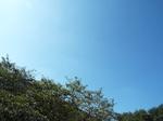 2020.09.05 08:37の横浜の快晴の空
