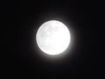 旧暦神無月の十六・十六夜の月・望・満月 2020.11.30 18:43
